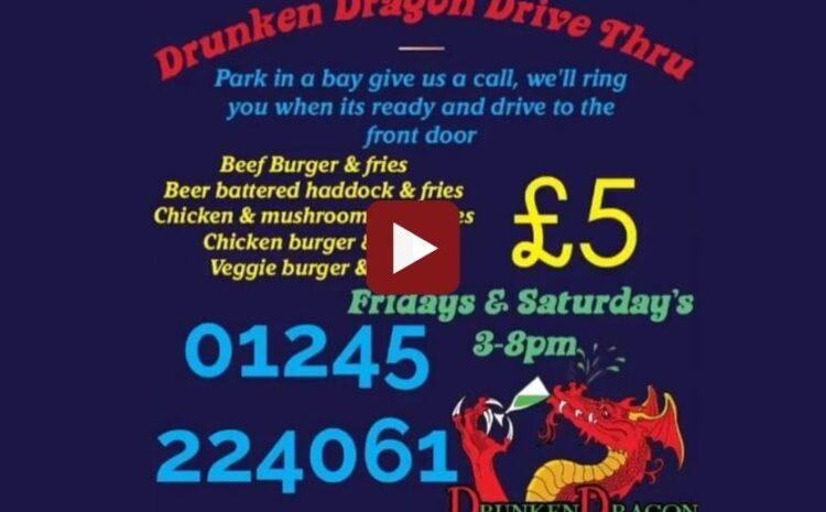Drunken Dragon Drive Thru featuring Frank Bruno