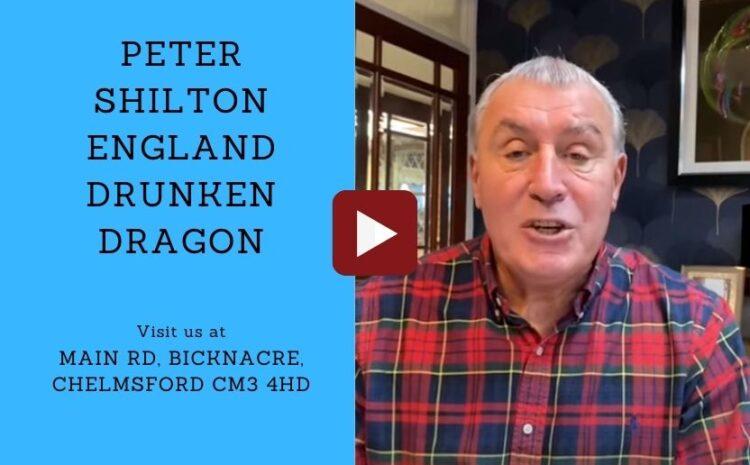 Peter Shilton England Drunken Dragon